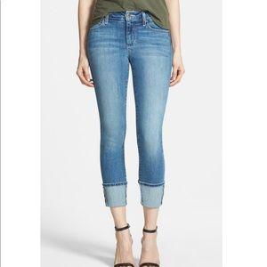 Joe's Clean Cuff Crop Jeans